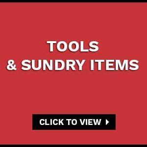TOOLS & SUNDRY ITEMS