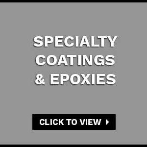 SPECIALTY COATINGS & EPOXIES